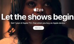 库克:Apple TV+流媒体服务将只提供原创节目