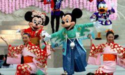 受疫情影响,东京迪士尼乐园将临时闭园