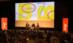 第70届柏林电影节  李安对谈是枝裕和