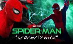 """《蜘蛛侠》公布拍摄暂定名为""""此刻的宁静"""""""