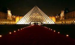 受疫情影响,法国卢浮宫博物馆正式闭馆