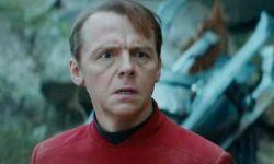 演员西蒙·佩吉:总的来说《星际迷航4》重启无望