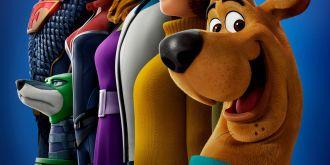 动画冒险大片《史酷比狗》发布全新电影海报