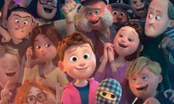 丹麦国宝级动画电影《格仔忍者》展现奇幻童话世界