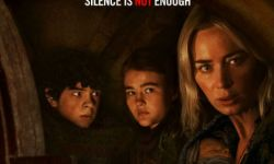派拉蒙官方宣布:受疫情影响《寂静之地2》全球撤档
