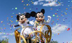 受新冠疫情影响,加州迪士尼乐园暂停营业