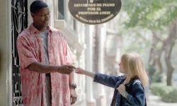 奥斯卡黑人影帝,史上最萌小萝莉,这对CP我站定了