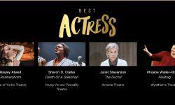 英国戏剧最高奖劳伦斯颁奖典礼已确认取消