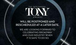 受疫情影响,第74届托尼奖颁奖典礼宣布推迟举行