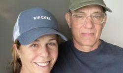 汤姆·汉克斯和丽塔·威尔森拍电影感染新冠肺炎  二人已痊愈返美