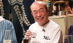 最后的心愿破碎,志村健为当奥运火炬手戒烟戒酒