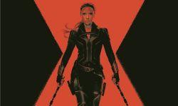 复古十足,《黑寡妇》登《Total Film》五月号封面