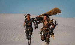 《怪物猎人》已完成制作,《生化危机》因疫情遭搁置