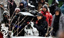 张艺谋新片《悬崖之上》剧组在山西恢复拍摄