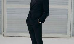 李治廷最新写真大片释出,色彩碰撞尽显绅士魅力