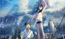 日本动画电影《天气之子》发布幕后纪录片