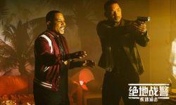 收获96%观众好评  《绝地战警3》票房领跑2020