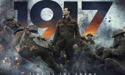 战争片《1917》重回韩国票房榜冠军