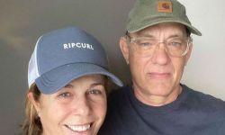汤姆汉克斯夫妇身体良好,捐血协助疫苗研发