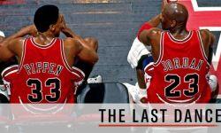 迈克尔·乔丹纪录片《最后之舞》创收视率纪录