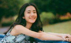 新人演员范诗然拍摄春日时尚写真,尽显灵动清丽