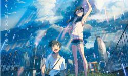 动画电影《天气之子》加入中国台湾重映片单