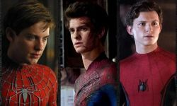 三代蜘蛛侠或将同框,只是时间问题