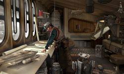 《星球大战9:天行者崛起》曝光原始概念图,细节满分!