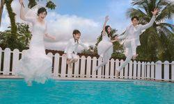 真人秀《婚前21天》第九期节目上线吴尊与妻子林丽吟甜蜜加盟