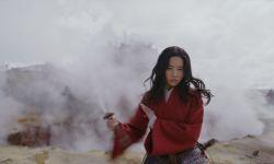 《花木兰》试镜视屏曝光,刘亦菲清纯素颜