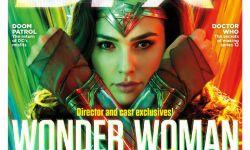 《神奇女侠2》登上《SFX》杂志新刊封面