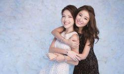 林心如与许玮宁6年前合作电视剧《16个夏天》,戏里深刻闺蜜情扩展到戏外