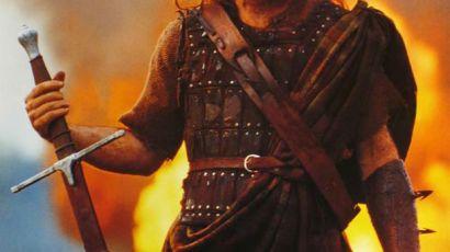 《勇敢的心》上映25周年,来看看好莱坞史诗级电影是怎样的