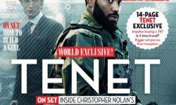 《信条》登上最新一期《完全电影》封面