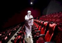 42%的影院表示有倒闭风险