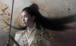 """盛一伦王子文新剧《太古神王》发布""""问情""""版海报"""