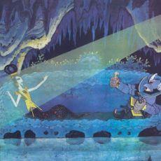 """动画师段小西去世,曾为""""葫芦娃""""绘制蛇精洞府"""