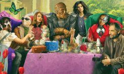 《末日巡逻队》第二季,近日DC发布了首款中字预告