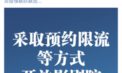 湖北省将逐步限流开放影剧院