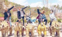 NCT DREAM团体真人秀《NCT LIFE》,海报公开展现可爱魅力