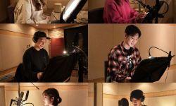《用耳朵听的电影》李帝勋刘仁娜灿烈等多明星参与录制
