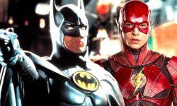 """迈克尔·基顿有望在新版《闪电侠》中,再次饰演""""蝙蝠侠"""""""