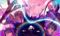 剧场版动画《命运之夜—天之杯3:春之歌》宣布在日本重新定档