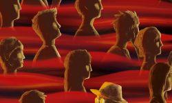 第14届FIRST青年电影展发布了三款主视觉海报