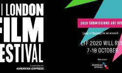 BFI伦敦电影节10月17日举行,影片改为线上放映