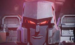 Netflix打造的动画剧集《变形金刚:赛博坦之战三部曲》曝光正式中字预告