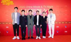 """电影《温暖的抱抱》亮相上海国际电影节""""中国影视之夜"""""""