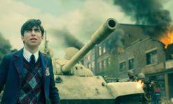 《伞学院》第二季明天上线Netflix
