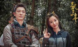 电影《张三丰》在横店举行开机仪式,吴樾、柳岩以古装出席