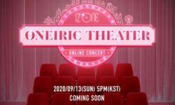IZ*ONE确定9月13日举行在线演唱会